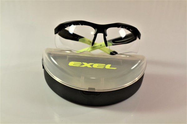 Exel S-100 Eyeguard Sr, safety glasses
